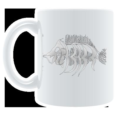 B-T-Reef Fish Mug