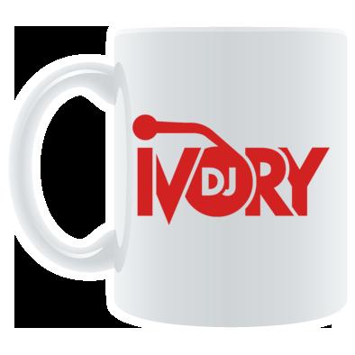 DJ Ivory Logo