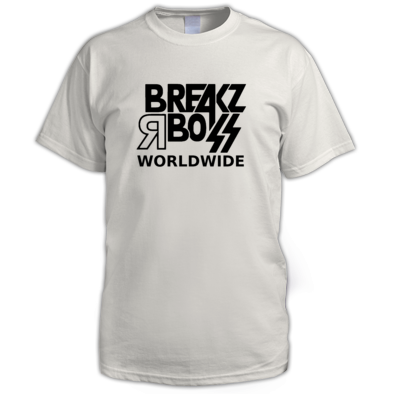 Breakz R Boss Worldwide Tee