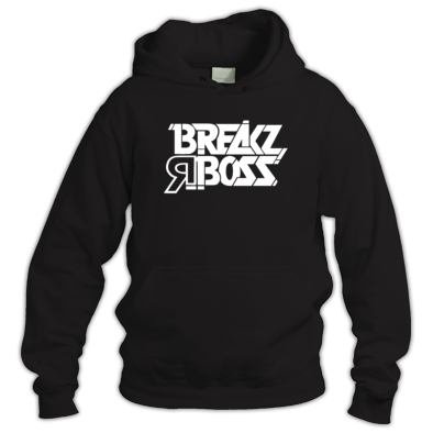 Breakz R Boss Records 2013 Official Logo Hoodie