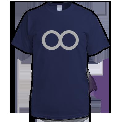 Blue Logo Infinity