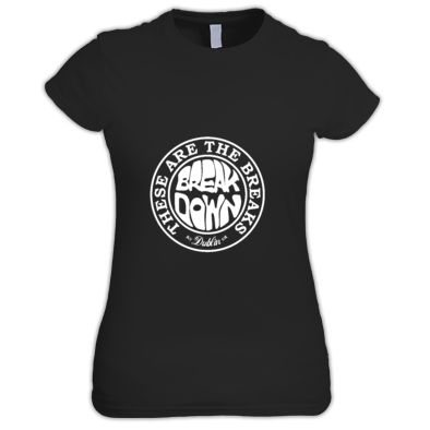 Breakdown Records - Limited Edition Girls Tee