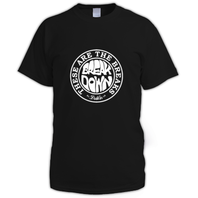Breakdown Records - Limited Edition Mens  Tee