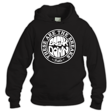 Breakdown Records - Limited Edition  Hoodie