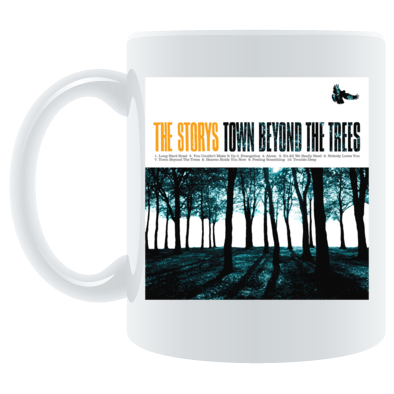 The Storys - Town Beyond The Trees Cover Colour