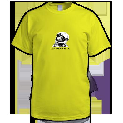 chimpan A - spacechimp