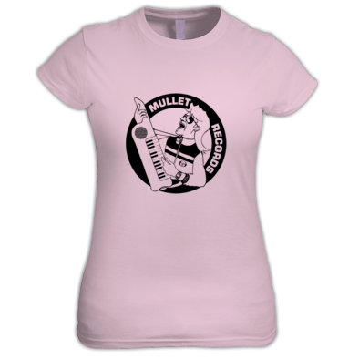 Mullet Records Female T-Shirt
