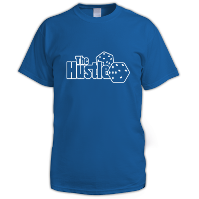 The Hustle Mens Outline