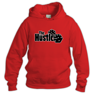 The Hustle Mens Hoody