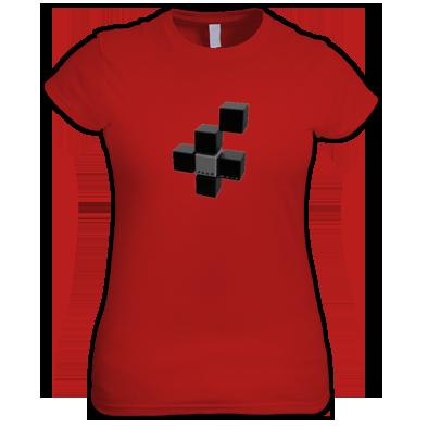 3D Funkware Women's  T-Shirt