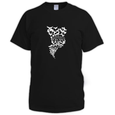 A Murder of Crows Mens Ts