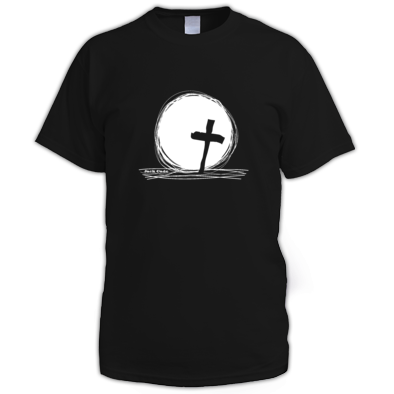 Cross - Mens T-Shirt