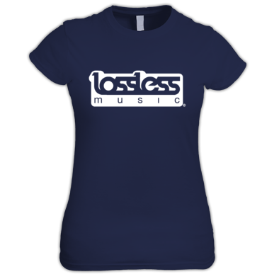 Lossless Music Tee (Womens)