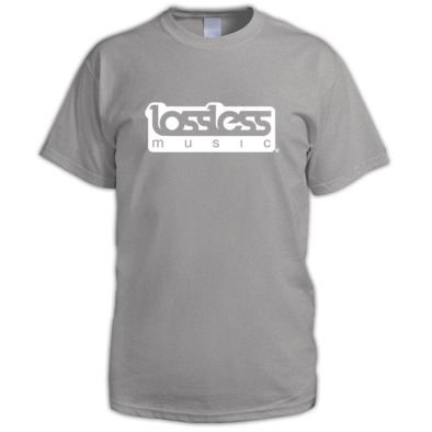 Lossless Music Tee (Mens)