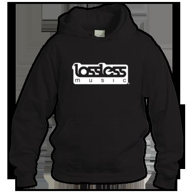 Lossless Music Hoodie