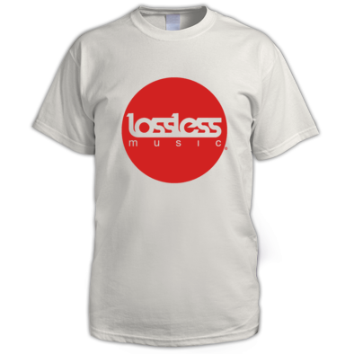 Lossless Circle Logo Tee (Mens)