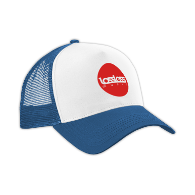 Lossless Circle Logo Truckers Cap