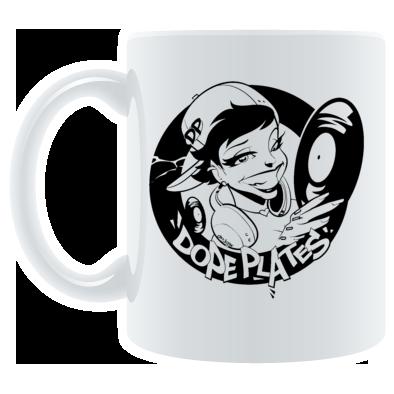 Dope Plates Mug