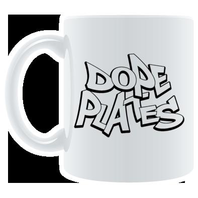 Dope Plates TXT Mug