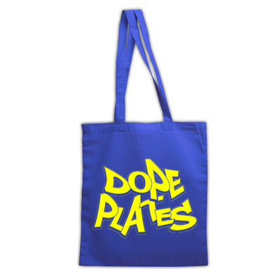 Dope Text INVERTED Tote Bag