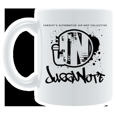 J-Note Splatt Logo 2 Jugga-Mug