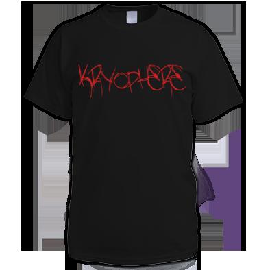 Kryophere Scribbles T - Mens