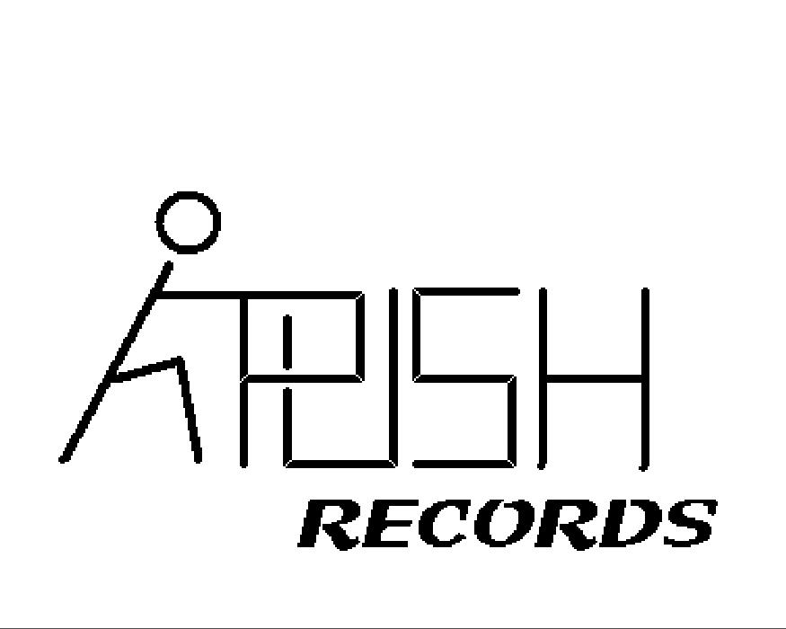 Push Records Merchandise