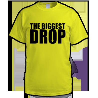 The Biggest Drop Mens Tee