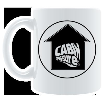 Cabin Pressure Label Logo