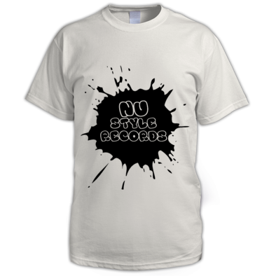 Male Nu Style Records T-Shirts