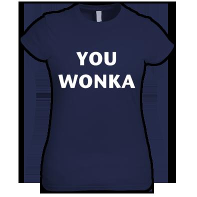 YOU WONKA Tee (f)