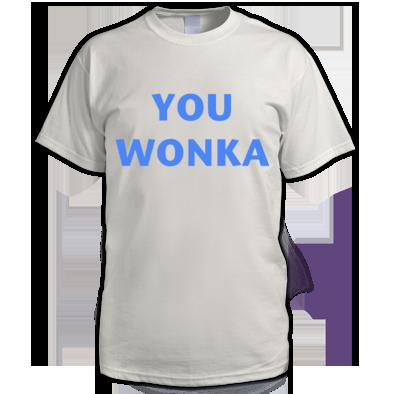 YOU WONKA Tee (m)