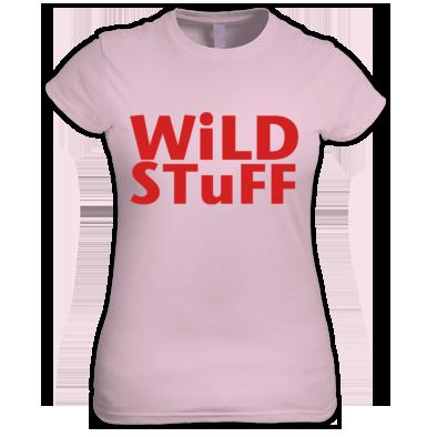 WiLD STuFF TEE (F)