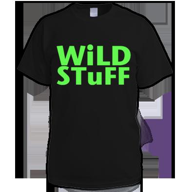WiLD STuFF TEE (M)