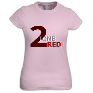 Womens - 2 Tone Red