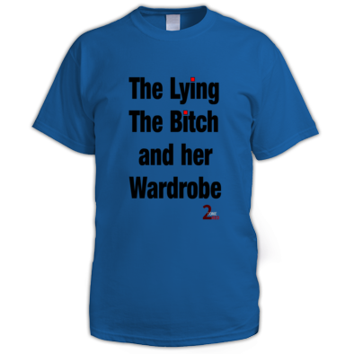 Mens - The Lying The Bitch and her Wardrobe 2TR