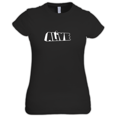 ALiVE womens logo tee