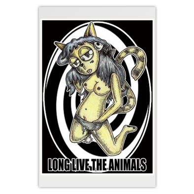 Long Live The Animals Design #182496
