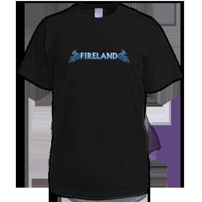 Fireland Logo - Mens