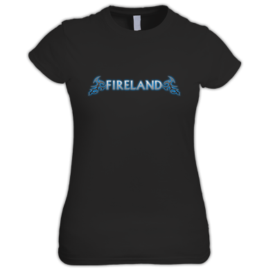 Fireland Logo - Ladies