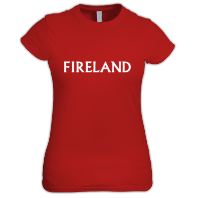 Fireland Logo (Solid) - Ladies