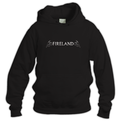 Forged In Fire logo hoodie