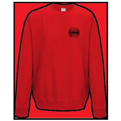 Elliptical Sun Music Sweatshirt (Split Logo)