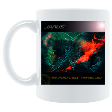 "Janus ""The Road Less Travelled"" album cover"