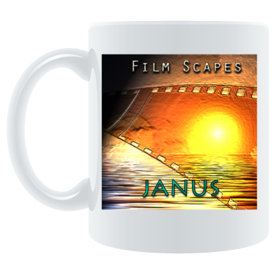 Film-Scapes by Janus (Album Cover)