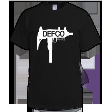 DEFCO RECORDS MACHINE GUN