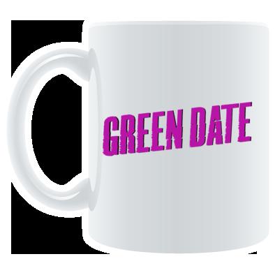 Green Date Logo Mug