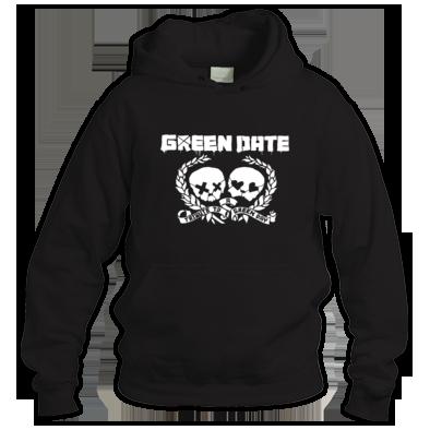 Green Date 21st Century Breakdown Hoodie