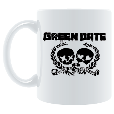 Green Date 21st Century Breakdown Mug