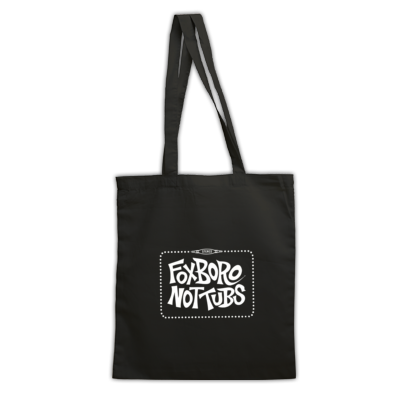 Foxboro Not Tubs Bag